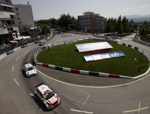 WTCR drivers praise 'joker' lap in Vila Real