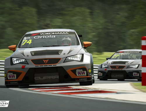 Esports WTCR OSCARO Online Championship set for lift-off