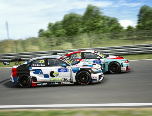 Dornieden and Stange share the wins, Bánki reclaims Esports WTCR OSCARO lead