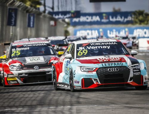 Race preview: Golden times ahead as China prepares for double action from WTCR OSCARO racers