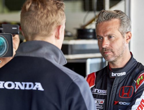 After 415 days of fighting, Tiago Monteiro is back racing in WTCR OSCARO at Suzuka