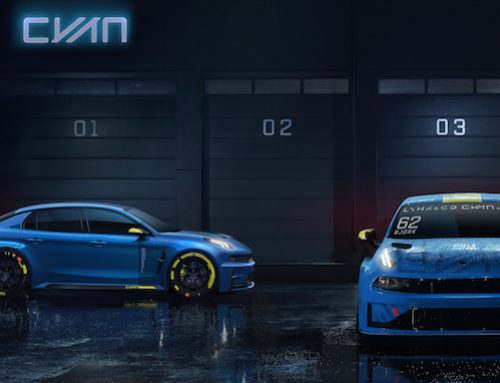 Lynk & Co e Geely Group con Cyan Racing nel WTCR
